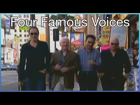 Southern Nights Celebrity voices impersonated - YouTube