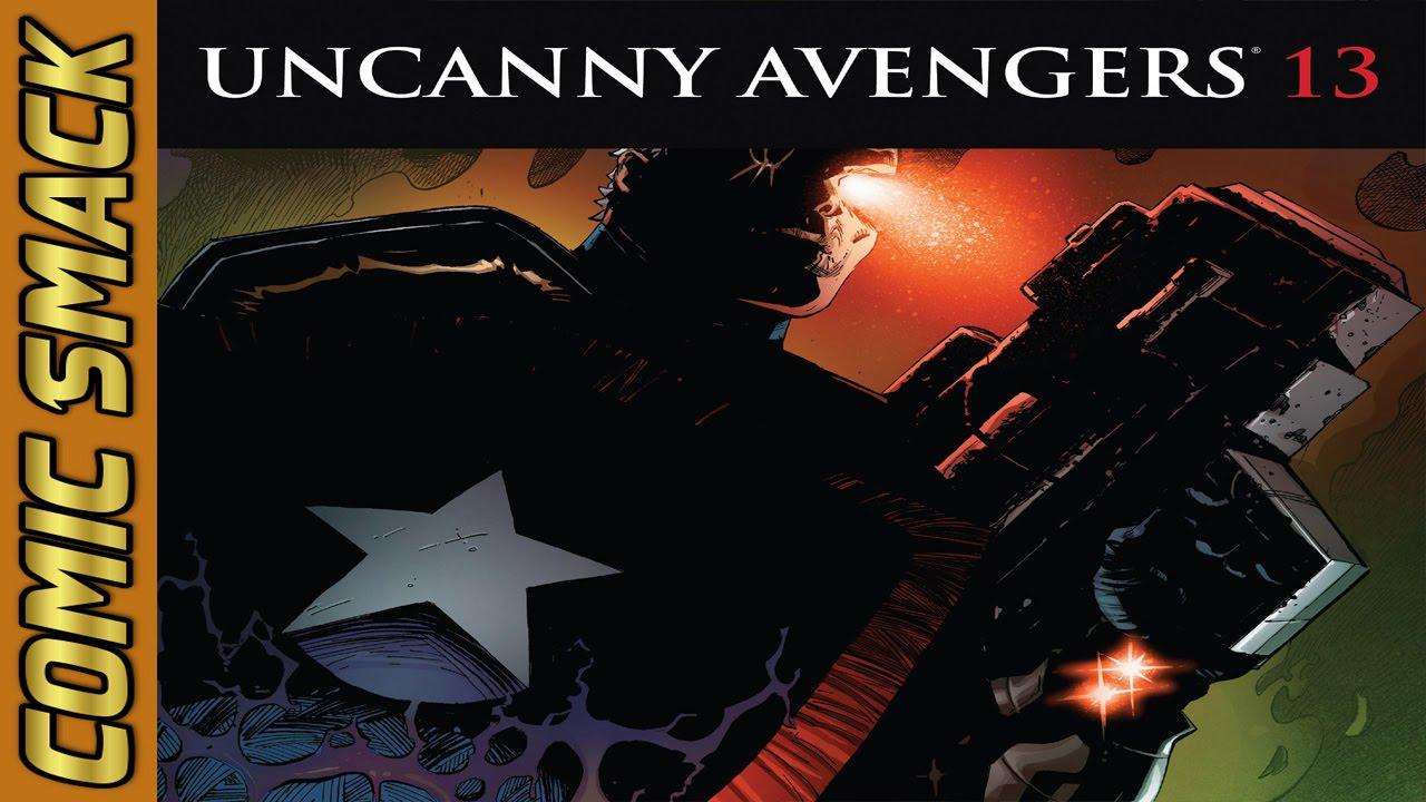 Uncanny Avengers 13