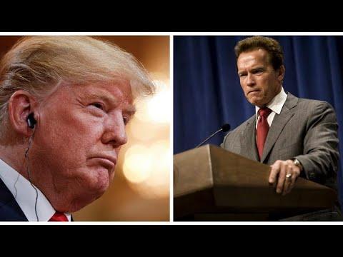 شاهد: آرنولد يصف ترامب بـ -المعكرونة- بعد لقائه مع بوتين …  - نشر قبل 1 ساعة