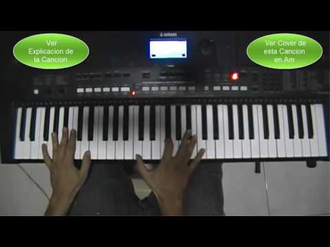 Hay Libertad Art Aguilera Piano   Tutorial