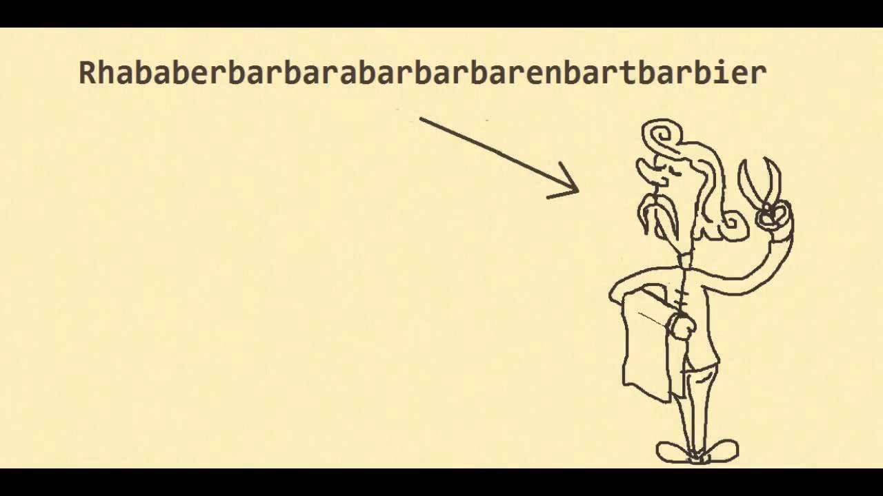 Barbara Rhabarber
