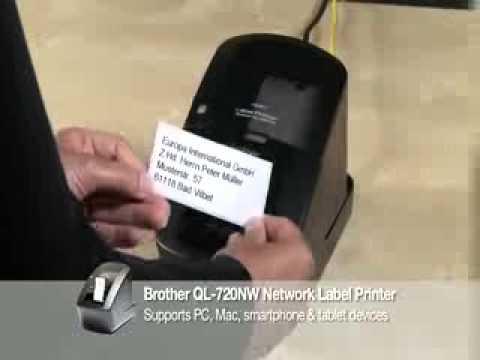 Brother QL-570 - Impresora de Etiquetas Brother es Oficina y .