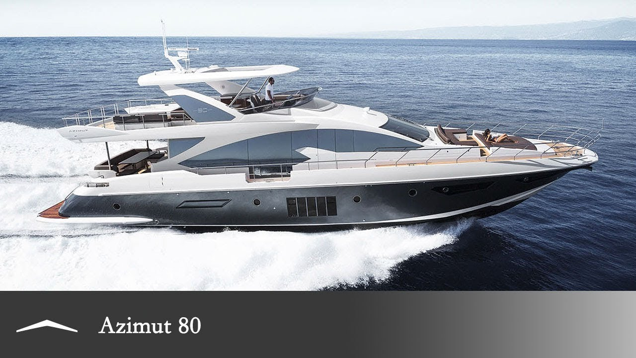 Azimut 80 | Azimut Yachts official | Luxury yacht sales