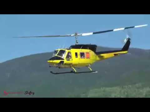 Pawan kalyan own helicopter
