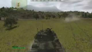 Operation Flashpoint Cold War Rearmed Walkthrough Mission 14 - Battle of Houdan
