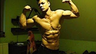 Vlog č.10 OBJEMOVKA! Jak kvalitně nabrat svaly?