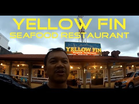 Food Vlog Monday: Yellow Fin Seafood Restaurant Sandawa Davao City
