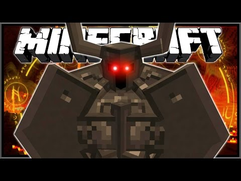 MINECRAFT DEATH METAL! Mowzies Mobs Minecraft Mod Showcase