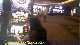 Slots Slot Machine Winner Gambling in Las Vegas Jackpot Gambling