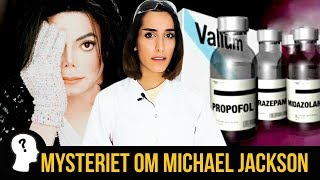 MYSTERIET OM MICHAEL JACKSON