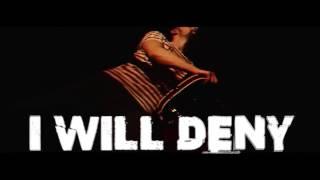 DONOTS - I Will Deny (Lyric Video)