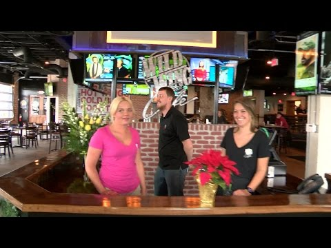 VIDEO: Tour of Wild Wings Cafe in downtown Johnson City