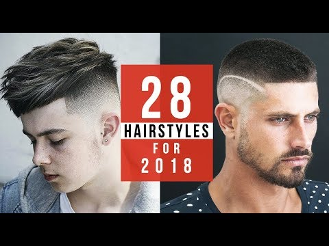 28 Hairstyles You Will See In 2018 New Haircut Trends Youtube