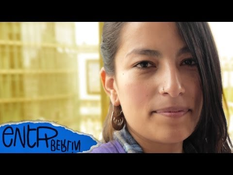 Ana Tijoux - Hip Hop stands for liberty! // eNtR meets