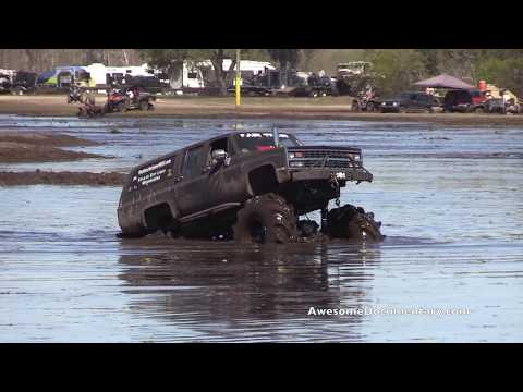 Redneck Bounty Hole at Iron Horse Mud Ranch