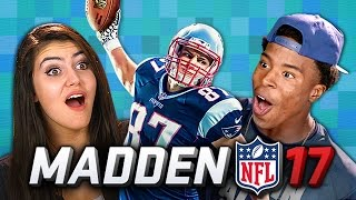 vuclip TEENS TOURNAMENT! Madden 17 NFL (React: Gaming)