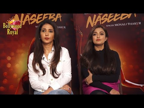 Monali Thakur & Krishika Lulla Talk About The Music Video 'O Re Naseeba' Collaboration.