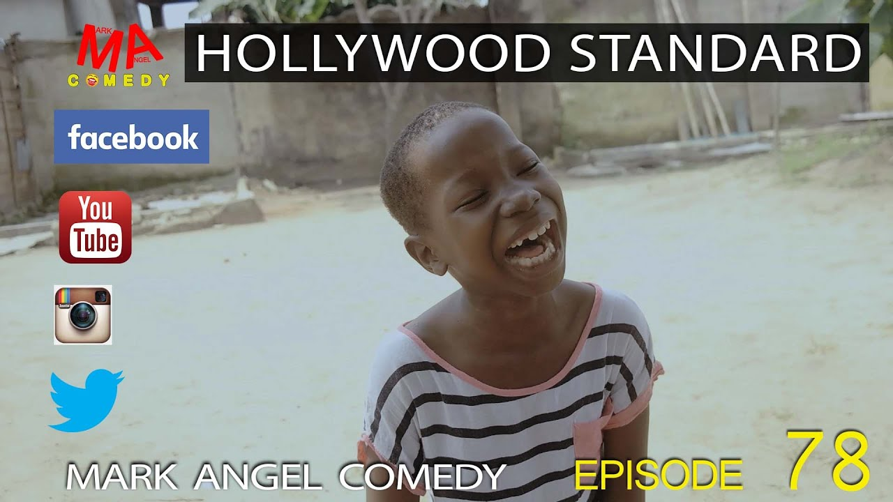 Download HOLLYWOOD STANDARD (Mark Angel Comedy) (Episode 78)