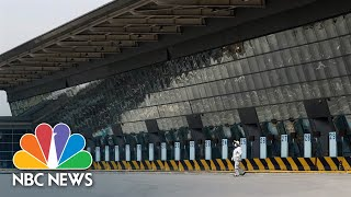 Beijing Cuts Mass Transit To Stop COVID-19 Outbreak   NBC News NOW
