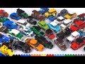 All of my 40+ LEGO custom car MOCs together! 🚗🚘