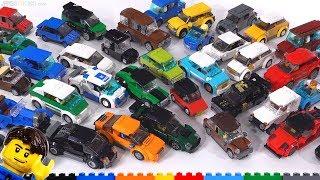 Baixar All of my 40+ LEGO custom car MOCs together! 🚗🚘