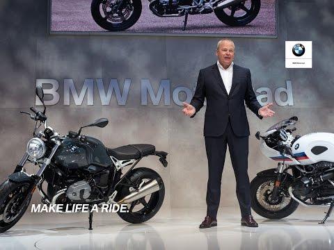 BMW Motorrad INTERMOT 2016 - Highlights