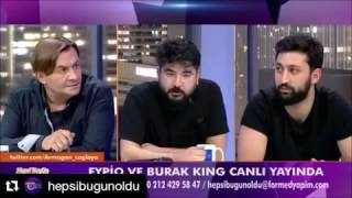 Eypio & Burak King Canlı yayında thug life