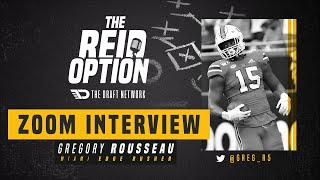 The Reid Option | Episode 9 | Gregory Rousseau