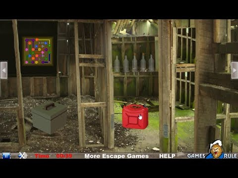 Broken Hill House Escape  walkthrough Games2Rule.