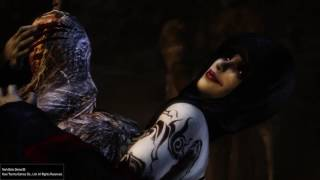 Nioh Beta, First Attempt of Succubus fight