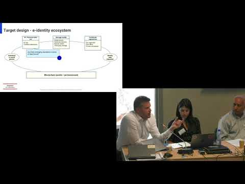 Government Services Workshop, 5 July 2018, Brussels   Part 3   Digital Identity