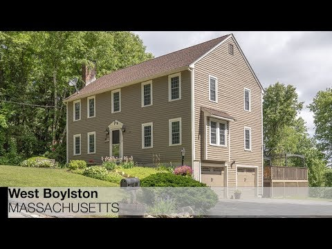 Video of 102 Lee Street | West Boylston Massachusetts real estate & homes by Sue Meola