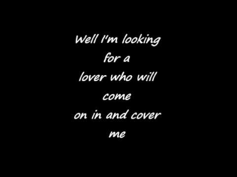 Cover Me - Bruce Springsteen Lyrics