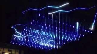 видео Что собой представляют натяжные 3d потолки?