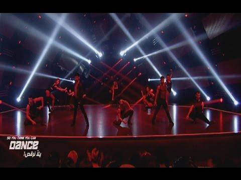 SYTYCD Yalla Norkos - Live 5 - Opening Group Dance