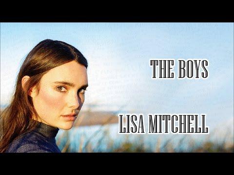 Lisa Mitchell   The Boys (Lyrics)
