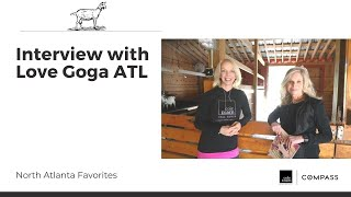 🐐🧘🏻‍♀️ Cole Team Interview with 'North Atlanta Favorite' Love Goga ATL