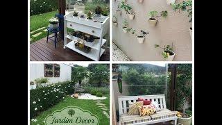 Jardim Tour- Varanda Decor, Plantas e Flores Thumbnail