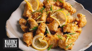 Chinese Lemon Chicken Marion S Kitchen Youtube