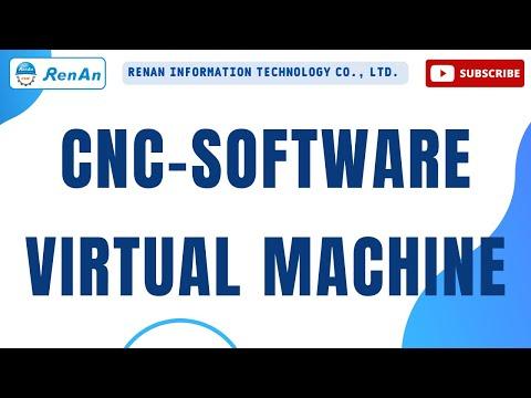 CNC-Software-Virtual machine