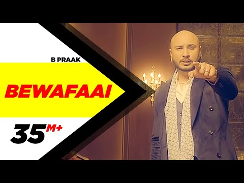 Bewafaai | Full Song | B-Praak | Gauhar Khan | Jaani | Arvindr Khaira |Anuj Sachdeva |Speed Records