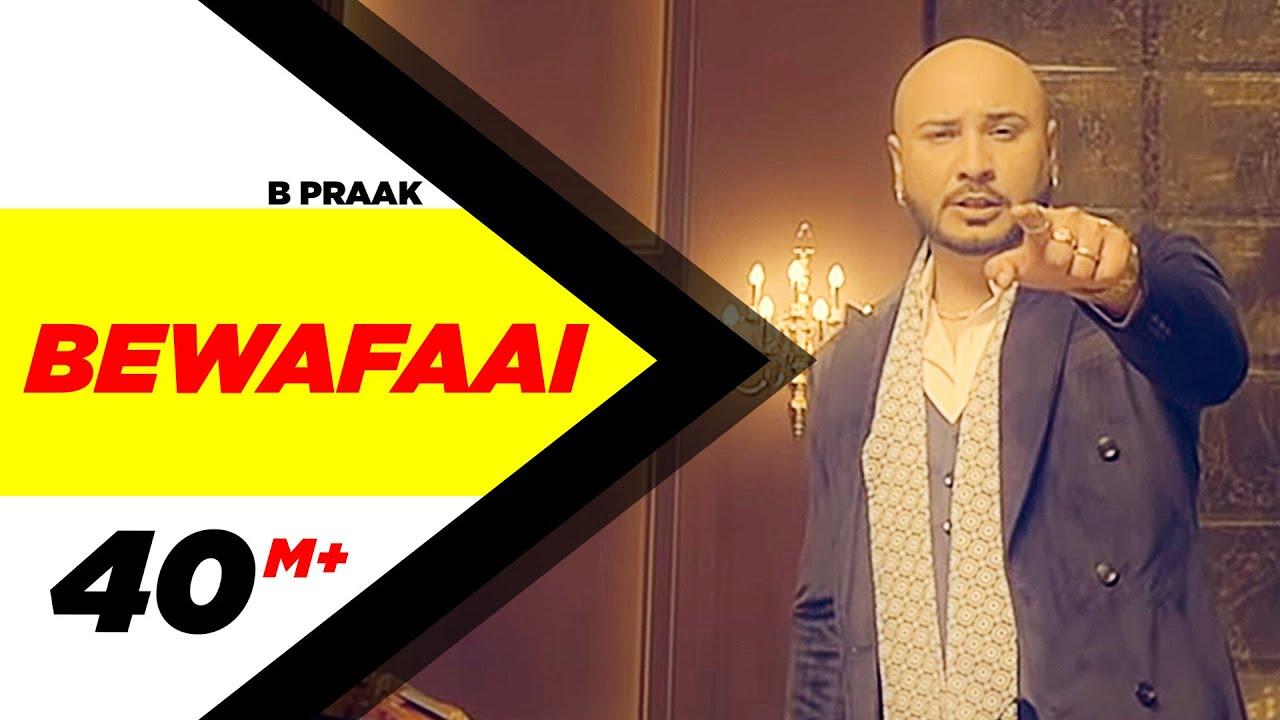 Bewafaai | Full Song | B-Praak | Gauahar Khan | Jaani | Arvindr Khaira |Anuj Sachdeva |Speed Records
