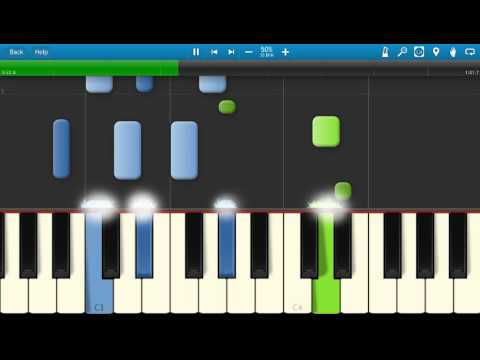 Fetty Wap - RGF Island Piano Tutorial - Synthesia - How to play RGF Island on piano