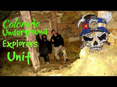 Exploring 150 yr old mine shaft! down into the unknown
