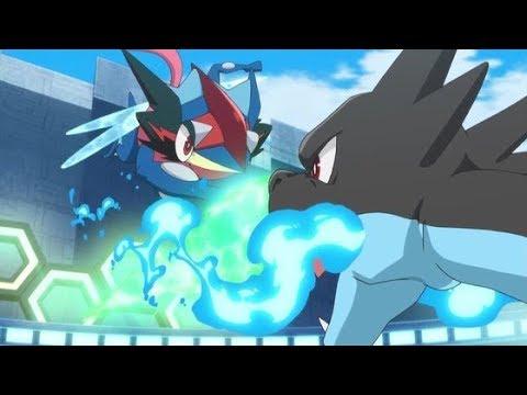Pokemon amv : in the end greninja vs charizard