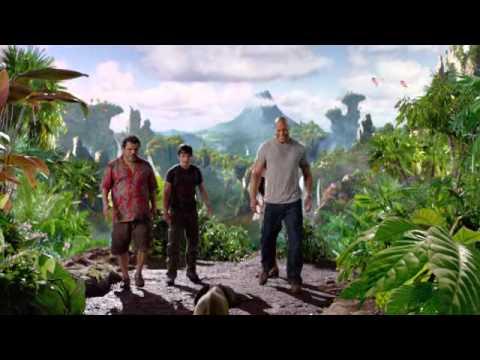 Путешествие 2:Таинственный остров / русский трейлер