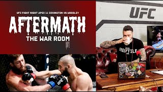 AFTERMATH - KHAMZAT CHIMAEV & JESSICA-ROSE CLARK POST FIGHT BREAKDOWN + MORE FROM UFC APEX 11. EP 3