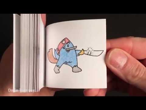 Flip Book Compilation by Pro Animators