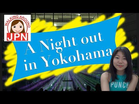 A Night Out in Yokohama