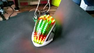 Шлем на 3D принтере (Шлем, часть костюма Dj).Вот для чего нужна 3D печать/(Это шлем для Dj (Проект http://3dsfera.by/ совместно и для http://led-clothing.com/) Первый шаг: это была идея с http://led-clothing.com/ расп..., 2015-04-14T10:47:31.000Z)